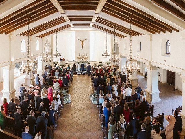La boda de Quino y Gema en Sotogrande, Cádiz 41