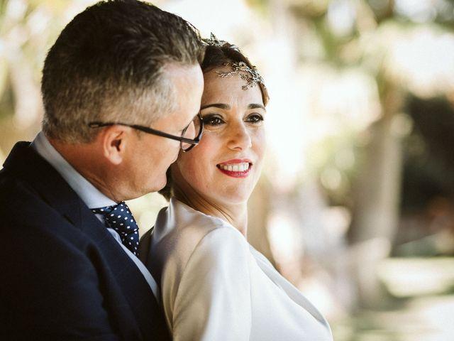 La boda de Quino y Gema en Sotogrande, Cádiz 56
