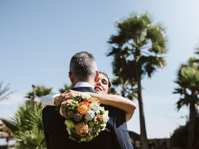 La boda de Gema y Quino