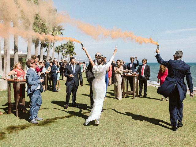 La boda de Quino y Gema en Sotogrande, Cádiz 62