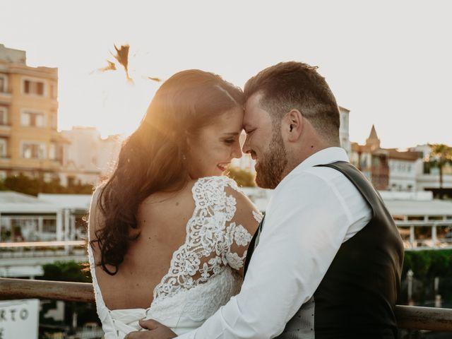La boda de Noemí y Juan Antonio