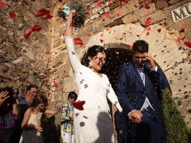 La boda de Omar y Lorena en Olivenza, Badajoz 2