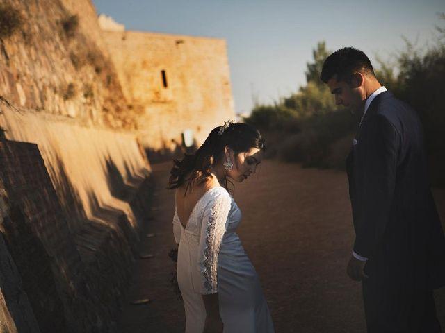 La boda de Omar y Lorena en Olivenza, Badajoz 7