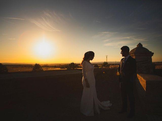 La boda de Omar y Lorena en Olivenza, Badajoz 9