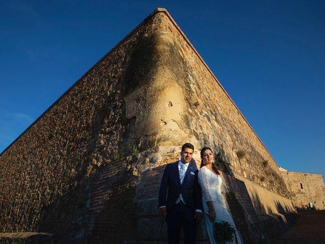 La boda de Omar y Lorena en Olivenza, Badajoz 10