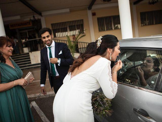 La boda de Omar y Lorena en Olivenza, Badajoz 13