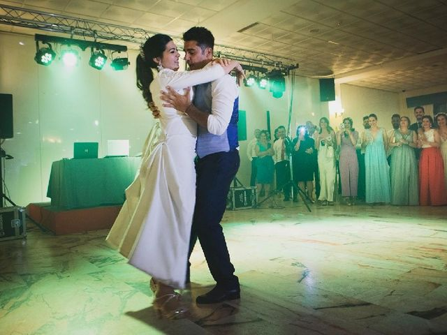 La boda de Omar y Lorena en Olivenza, Badajoz 14