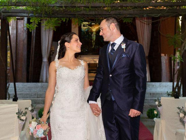 La boda de Alvaro  y Elena  en Illescas, Toledo 1