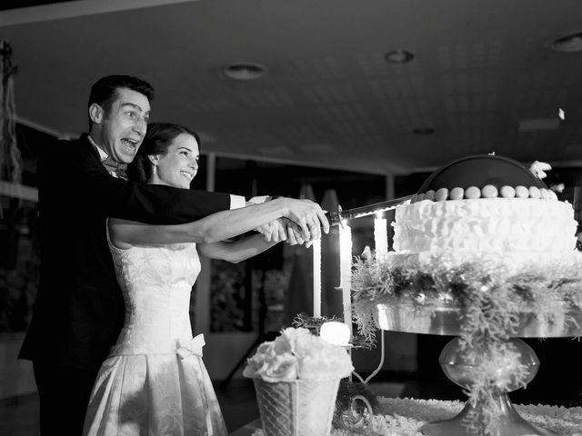 La boda de Alba y Jerome