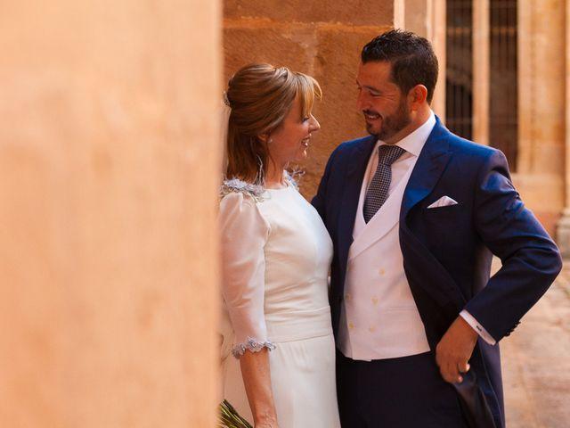 La boda de Manu y María en Siguenza, Guadalajara 17