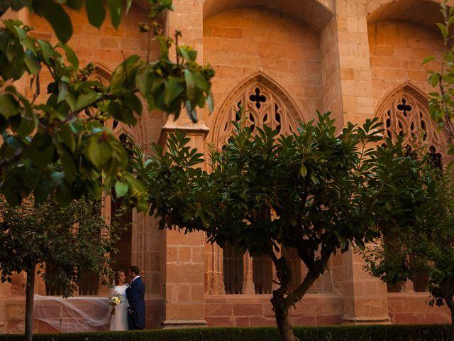 La boda de Manu y María en Siguenza, Guadalajara 18