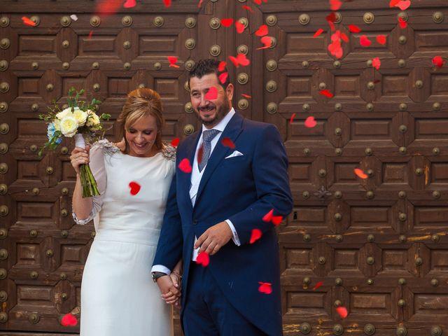 La boda de Manu y María en Siguenza, Guadalajara 22