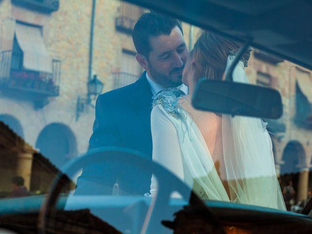 La boda de Manu y María en Siguenza, Guadalajara 24