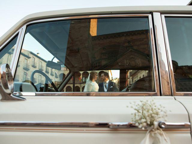 La boda de Manu y María en Siguenza, Guadalajara 25