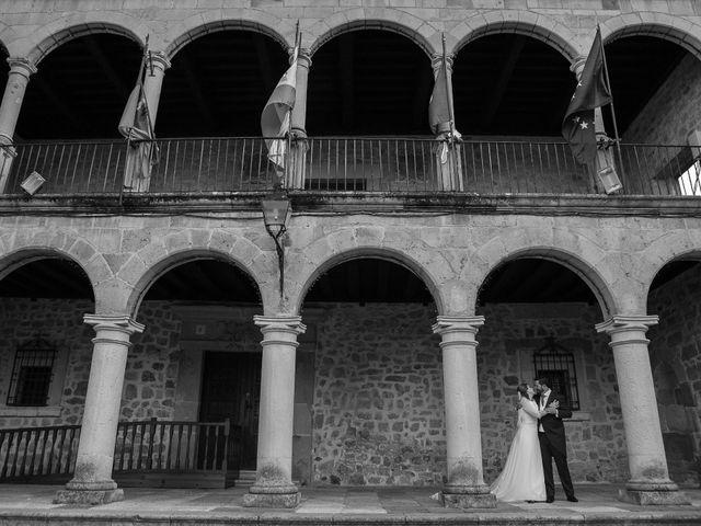 La boda de Manu y María en Siguenza, Guadalajara 26