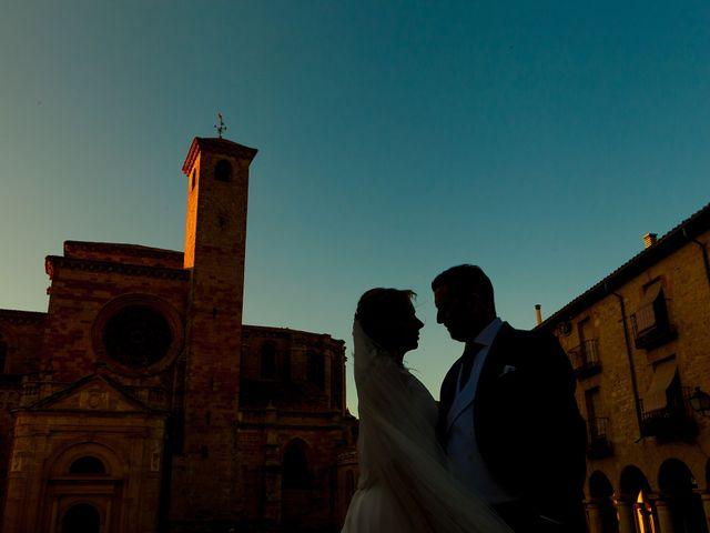 La boda de Manu y María en Siguenza, Guadalajara 28