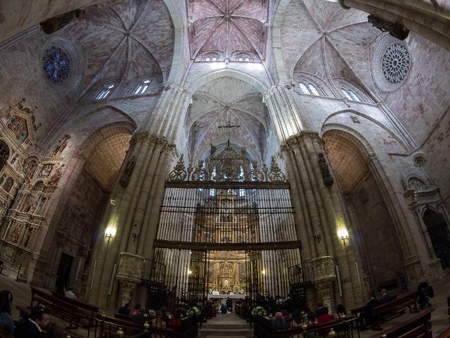 La boda de Manu y María en Siguenza, Guadalajara 15