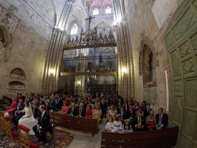 La boda de Manu y María en Siguenza, Guadalajara 1