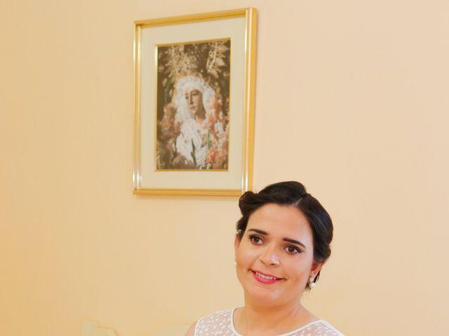 La boda de Fran y Carmen en Sevilla, Sevilla 4