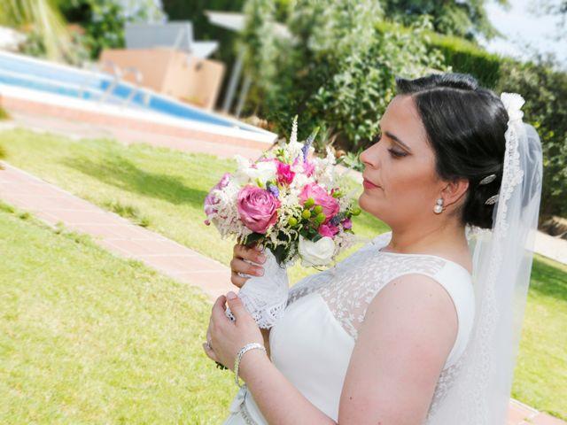 La boda de Fran y Carmen en Sevilla, Sevilla 6