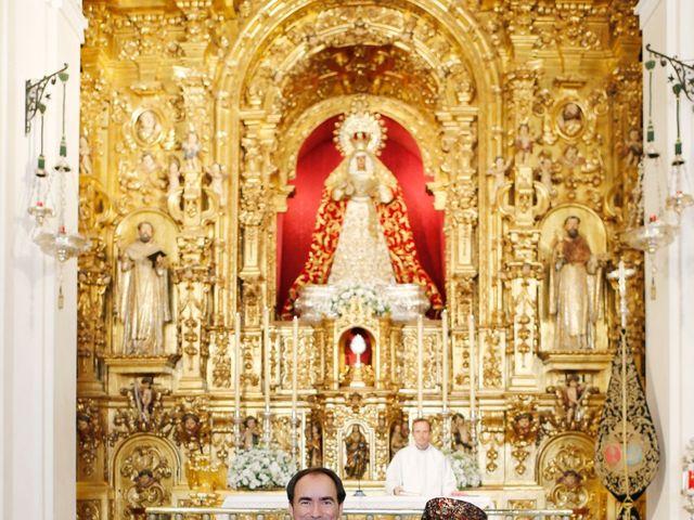 La boda de Fran y Carmen en Sevilla, Sevilla 7