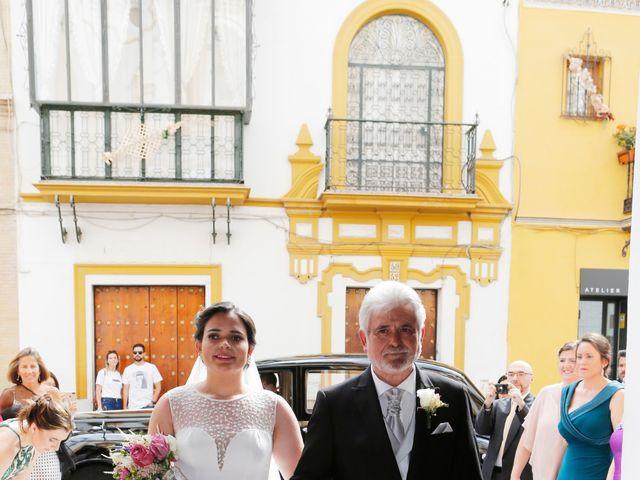 La boda de Fran y Carmen en Sevilla, Sevilla 9