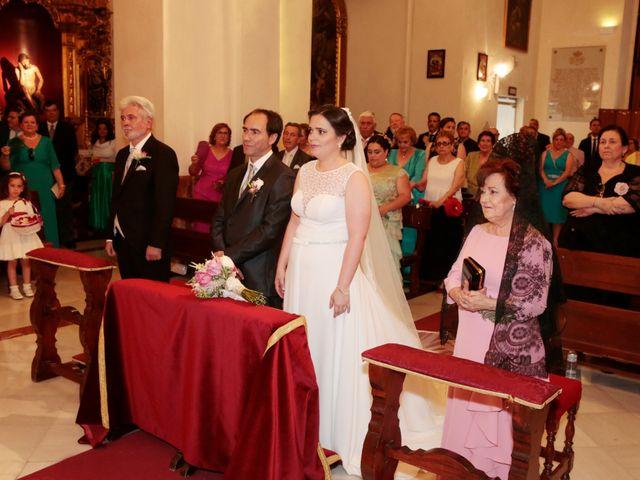 La boda de Fran y Carmen en Sevilla, Sevilla 11