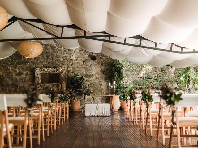 La boda de Borja y Marta en Nigran, Pontevedra 1