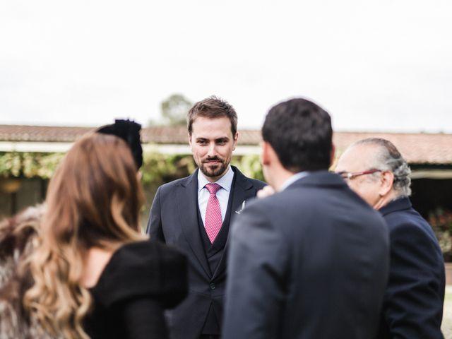 La boda de Borja y Marta en Nigran, Pontevedra 15