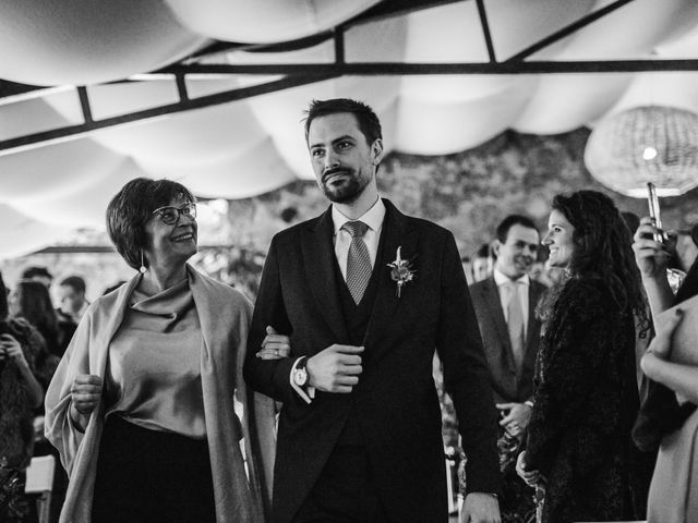 La boda de Borja y Marta en Nigran, Pontevedra 17