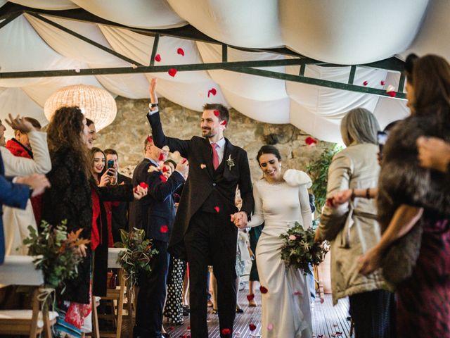 La boda de Borja y Marta en Nigran, Pontevedra 27