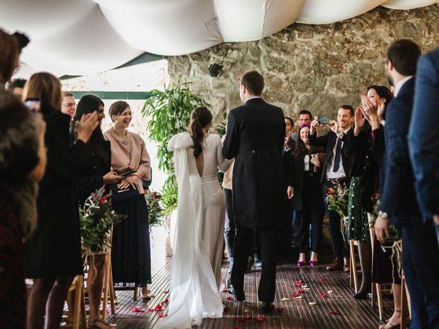 La boda de Borja y Marta en Nigran, Pontevedra 29
