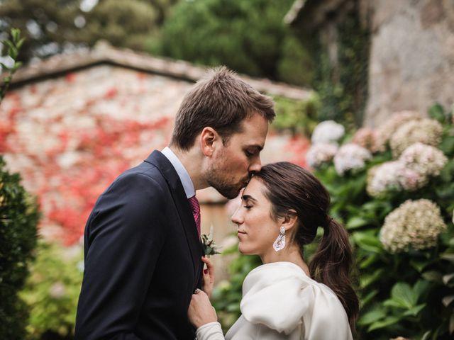 La boda de Borja y Marta en Nigran, Pontevedra 30