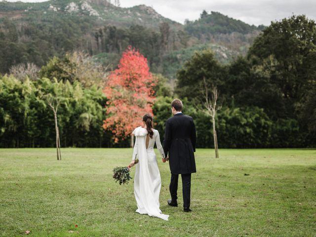 La boda de Borja y Marta en Nigran, Pontevedra 33