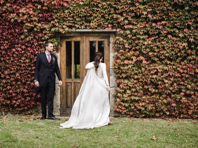 La boda de Borja y Marta en Nigran, Pontevedra 38