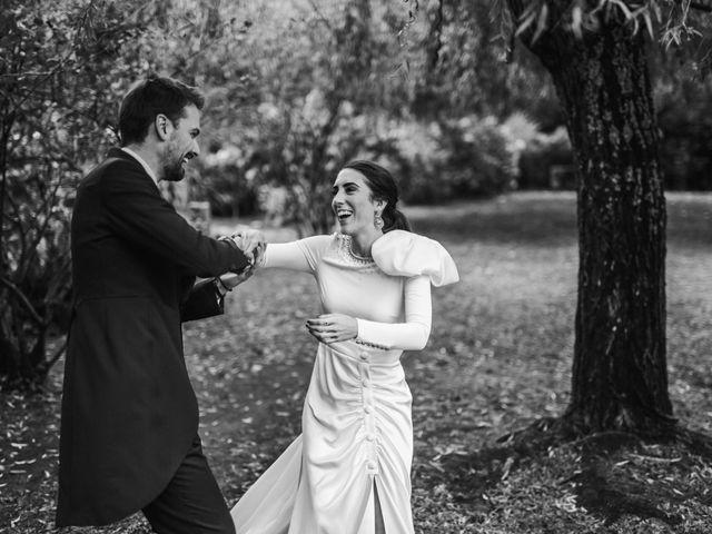 La boda de Borja y Marta en Nigran, Pontevedra 41