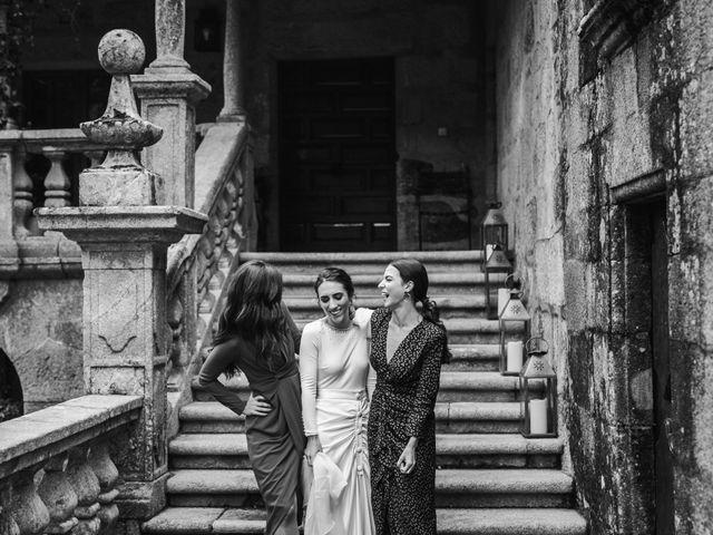 La boda de Borja y Marta en Nigran, Pontevedra 49