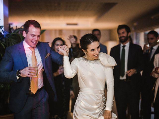 La boda de Borja y Marta en Nigran, Pontevedra 57