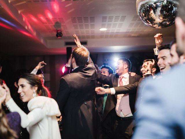 La boda de Borja y Marta en Nigran, Pontevedra 59