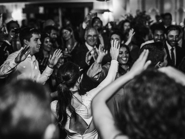 La boda de Borja y Marta en Nigran, Pontevedra 71