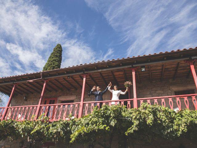 La boda de Martín y Jenny en Sober (Casco Urbano), Lugo 34