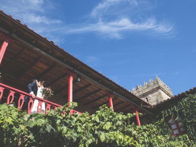 La boda de Martín y Jenny en Sober (Casco Urbano), Lugo 35