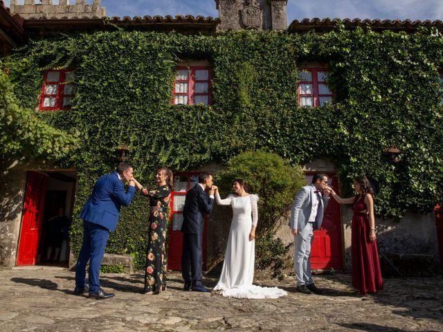 La boda de Martín y Jenny en Sober (Casco Urbano), Lugo 40