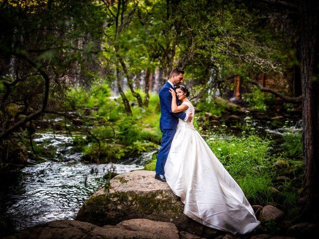 La boda de Carlos y Alba en Boadilla Del Monte, Madrid 5