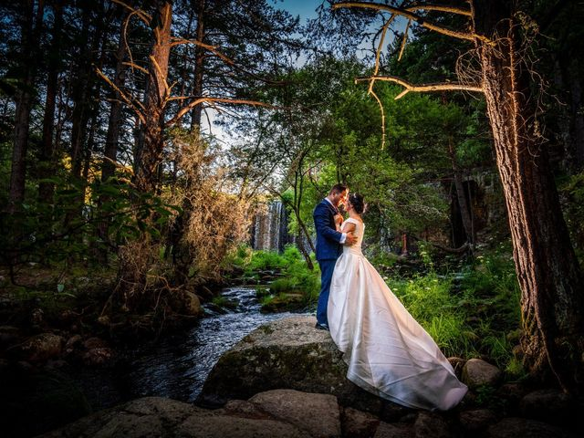 La boda de Carlos y Alba en Boadilla Del Monte, Madrid 6