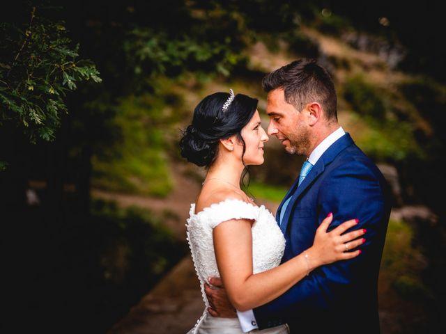 La boda de Carlos y Alba en Boadilla Del Monte, Madrid 8