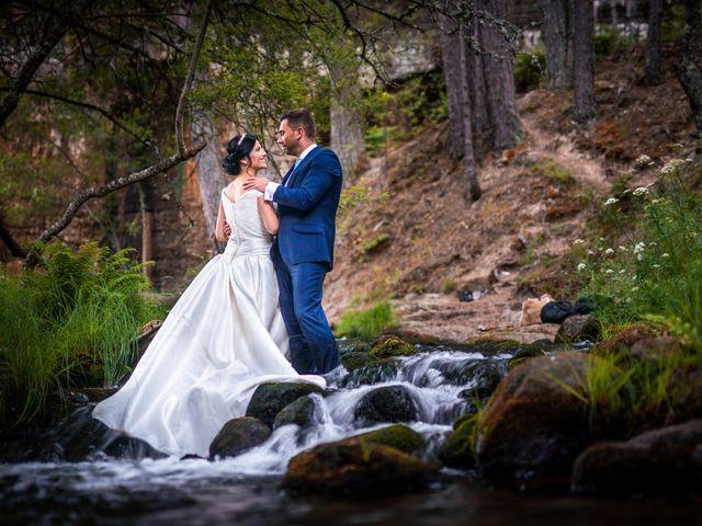 La boda de Carlos y Alba en Boadilla Del Monte, Madrid 9