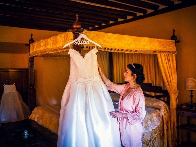 La boda de Carlos y Alba en Boadilla Del Monte, Madrid 26