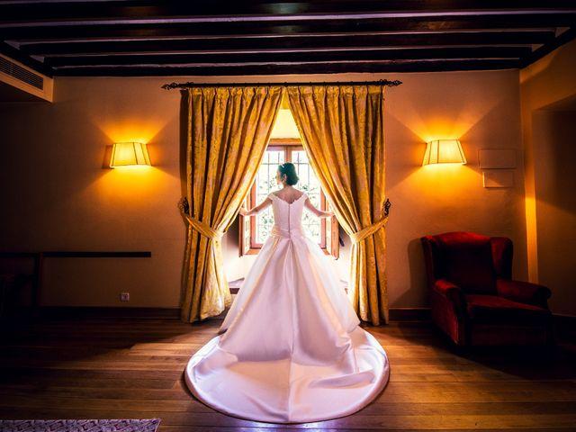 La boda de Carlos y Alba en Boadilla Del Monte, Madrid 33