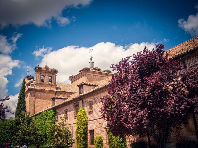La boda de Carlos y Alba en Boadilla Del Monte, Madrid 37